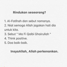 Pin on Islamic Supplications Quotes Rindu, Allah Quotes, Text Quotes, Life Quotes, Daily Quotes, Quran Quotes Inspirational, Islamic Love Quotes, Muslim Quotes, Jodoh Quotes