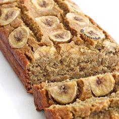 Receita de pão de banana sem farinha com apenas 5 ingredientes - Mulher Malhada