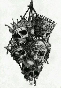 Fallen kings