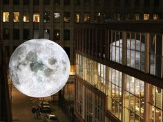The Museum of the Moon is a touring artwork installation by multidisciplinary UK-based artist Luke Jerram. It has already been presented at indoor and outdoor locations in six cities in the UK, France, Belgium and the Netherlands. So far this year, another six stops have been added to the tour. The installation's main physical feature is …