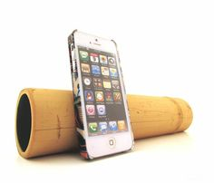 Bamboo Bluetooth Speaker System | Uncovet
