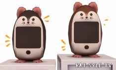 ☆ MINI RAT STUFF PACK