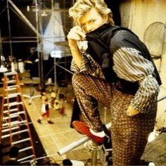 David Bowie, 1987 David Bowie Pictures, David Bowie Ziggy, Martina Mcbride, Bay City Rollers, The Thin White Duke, Ziggy Stardust, British Invasion, Celine Dion, Imagine Dragons