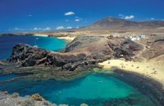Lanzarote, Canary Islands.   Great place in danger because of massive tourism