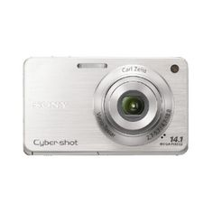 I'm learning all about Sony Cyber-shot DSCW560 14.1MP Digital Camera with 4x Optical Zoom - at @Influenster! @Sony