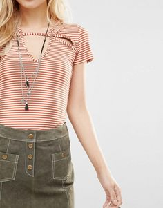 Free People   Free People - Frenchie - T-shirt