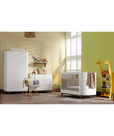 Mothercare Solna 3-piece Nursery Furniture Bundle.