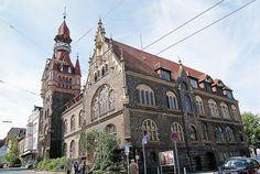 Rathaus in Wuppertal-Vohwinkel