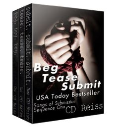 Kelsey's Corner Time: BOOK REVIEW - CD Reiss' Songs of Submission Sequen...