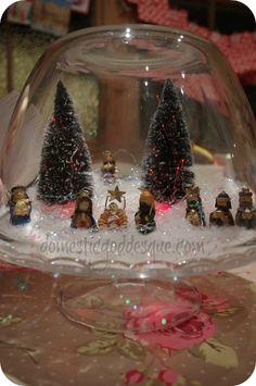 Ten Snow Globe craft ideas, and how to make a tabletop snow globe ...432 x 650474.9KBdomesticgoddesque.com