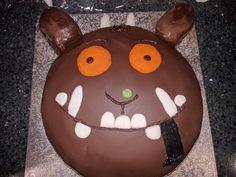 Gruffalo cake 3rd Birthday, Birthday Cakes, Birthday Ideas, Birthday Parties, Twin Boys Birthdays, First Birthdays, Gruffalo Party, Cake Pop Designs, Bbq Party