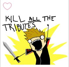 Cato Hunger Games Humor / Funny