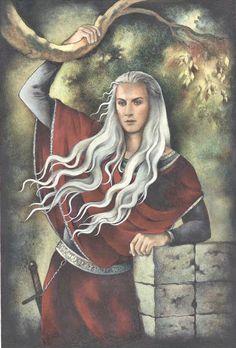 Ebe Kastein (Tolkien' caracter Haldir)