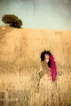 "Aisa Araújo Fine Art Photographer in Barcelona. #selfportrait . Based on Janis Joplin  ""Freedom is just another word.""    Project ""Je est un autre"""