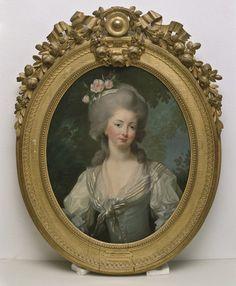 Ernestine-Frédérique, Princesse de Croy (Élisabeth Louise Vigée-Lebrun) - Nationalmuseum - 19701.tif