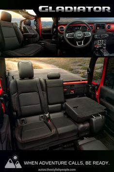 Next-level cool. The All-New 2020 Jeep Gladiator. - Real Time - Diet, Exercise, Fitness, Finance You for Healthy articles ideas Wrangler Pickup, Jeep Wrangler Girl, Jeep Pickup Truck, Jeep 4x4, Jeep Wrangler Accessories, Jeep Accessories, Offroad Accessories, Car Tent, Pickup Trucks