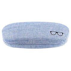 Tonpot Creative Lunettes rétro Portables élégantes Simple Blue Boîte à  Lunettes en Lin en métal Boîte à Lunettes Myopia pour Hommes Femmes Enfants   lunettes ... 08d4ac0443cf
