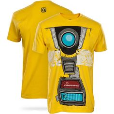 Borderlands' Claptrap T-Shirt