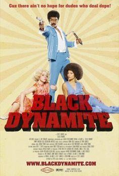 Blacksploitation Movie Posters
