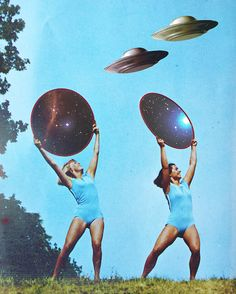 How to catch a UFO