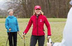 Vicky Welsh Nordic Walking, Surgery Recovery, Medical Research, Welsh, Workout Programs, South Africa, Trainers, Bomber Jacket, Tennis