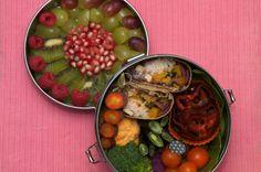Cómo alcanzar las cinco raciones de frutas y verduras al día con ayuda de la cocina
