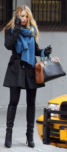50 Great Blake Lively Street Style Outfits @styleestate | Fashion outfits and clothes for women