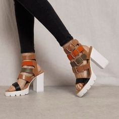 Bottines Ri Studio M