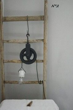 I just saw pulleys to buy :: Sets of Two ::  Where?!?