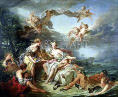 The Rape of Europa 1747  François Bucher