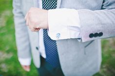 Star Wars wedding R2D2 cufflinks