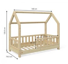 Small Montessori Toddler Floor Bed Frame with RailsYou can find Toddler bed and more on our website.Small Montessori Toddler Floor Bed Frame with Rails Toddler Floor Bed Frame, Toddler House Bed, House Beds For Kids, Diy Toddler Bed, Kid Beds, Toddler Beds For Boys, Bed For Kids, Diy Twin Bed Frame, Childrens Beds