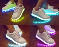 SUPER LED SHOES by COOLS – cools.ro