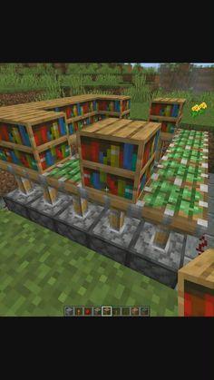 Villa Minecraft, Minecraft Redstone, Minecraft Room, Minecraft Plans, Minecraft Funny, Amazing Minecraft, Minecraft Blueprints, Cool Minecraft Creations, Minecraft House Tutorials