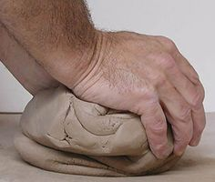 W is for wedging: attaching a link here to Glossary of pottery terms on Wikipedia