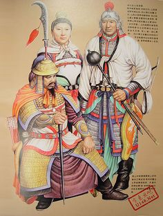 Song Dynasty Warriors (960 CE - 1279 CE)