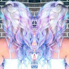 unicorn ombre