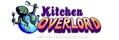 Kitchen Overlord!! recipes related  to every dorky sci-fi movie and super hero there is