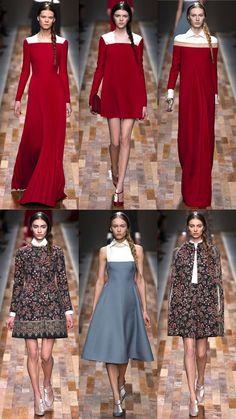 Valentino Fall 2013 Collection | Tom & Lorenzo Fabulous & Opinionated