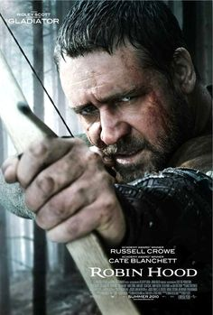Robin Hood with Russell Crowe