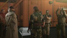 Metal Gear Solid V wishes you a happy birthday via cutscene!