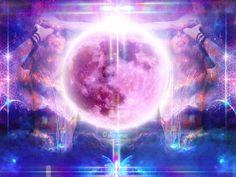 ☾⊙☽ Full Moon – Magnetic Beauty ☾⊙☽ Art © Ellen Vaman www.facebook.com/ellen.vaman1 #EllenVaman #DigitalArt #FullMoon #Astrology #Spirituality #Consciousness #Goddess 1974.4