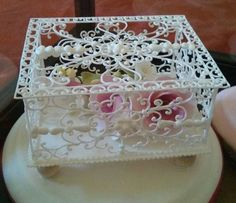 How to make lace with royal icing