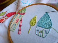little houses by lili_popo, via Flickr