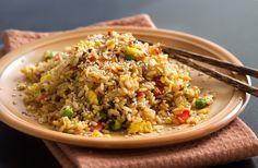 Πρωτότυπες και λαχταριστές συνταγές με ρύζι, κινόα και πλιγούρι! Θρεπτικά πιάτα με λίγες θερμίδες που αγαπούν τη διατροφή σου και τη σιλουέτα σου.