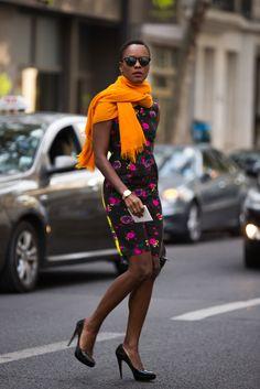 Les plus beaux streetlooks de la Fashion Week de Paris