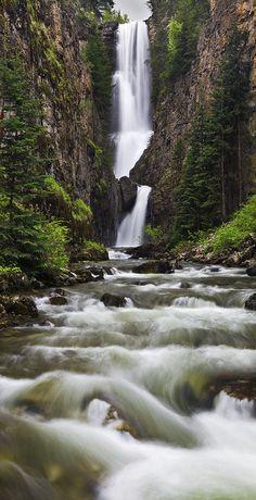Mystic Falls Colorado San Juan Mountains Flickr