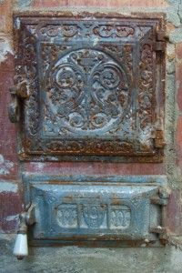 cast iron stove door more stoves doors rust cast diy plans iron stoves