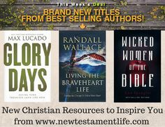 Large selection of books by today's and yesterday's most popular Christian authors. www.newtestamentlife.com