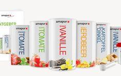Diätpakete für Frauen   Gesund Abnehmen mit amapur